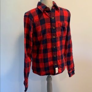 Abercrombie & Fitch Muscle Men's Shirt Small NEW